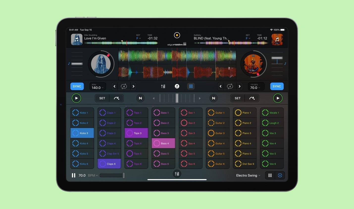 Das neue Apple iPad Air ist eine leistungsfähige ...