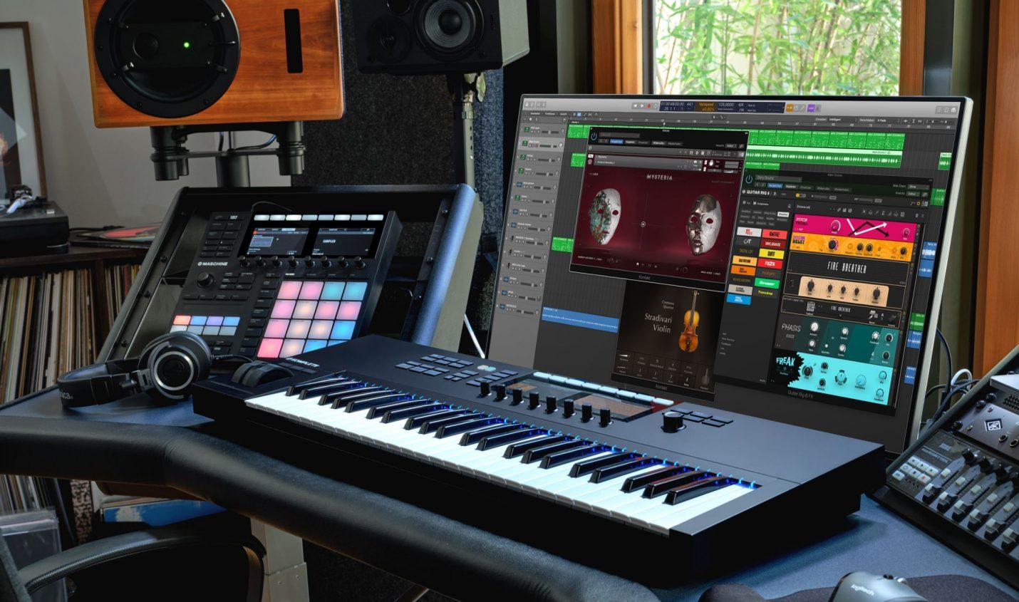 KOMPLETE 13: Neue Version der Sound Library von Native Instruments
