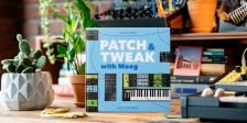 PATCH & TWEAK with Moog – Neues Buch für Synthesizer-Nerds
