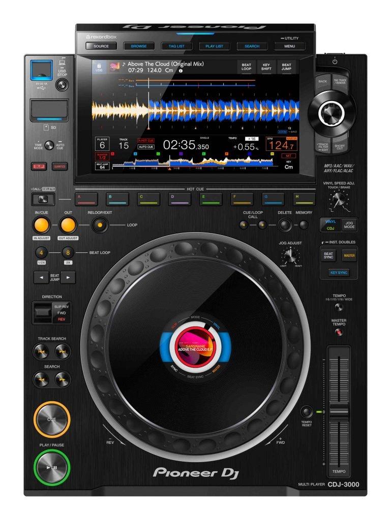 Pioner DJ CDJ-3000