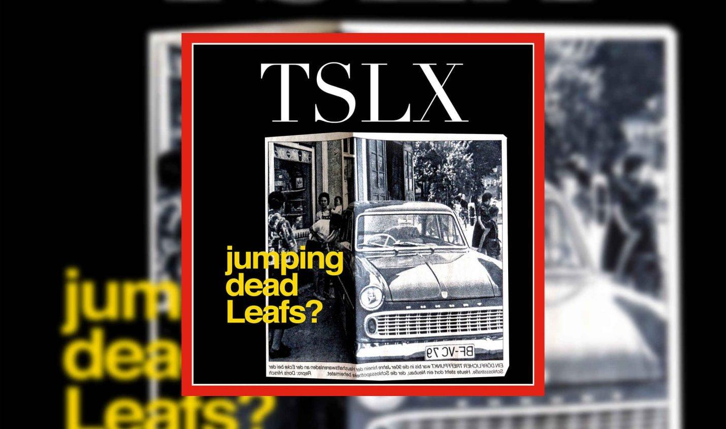 Review: Tolouse Low Trax – Jumping Dead Leafs [Bureau B]