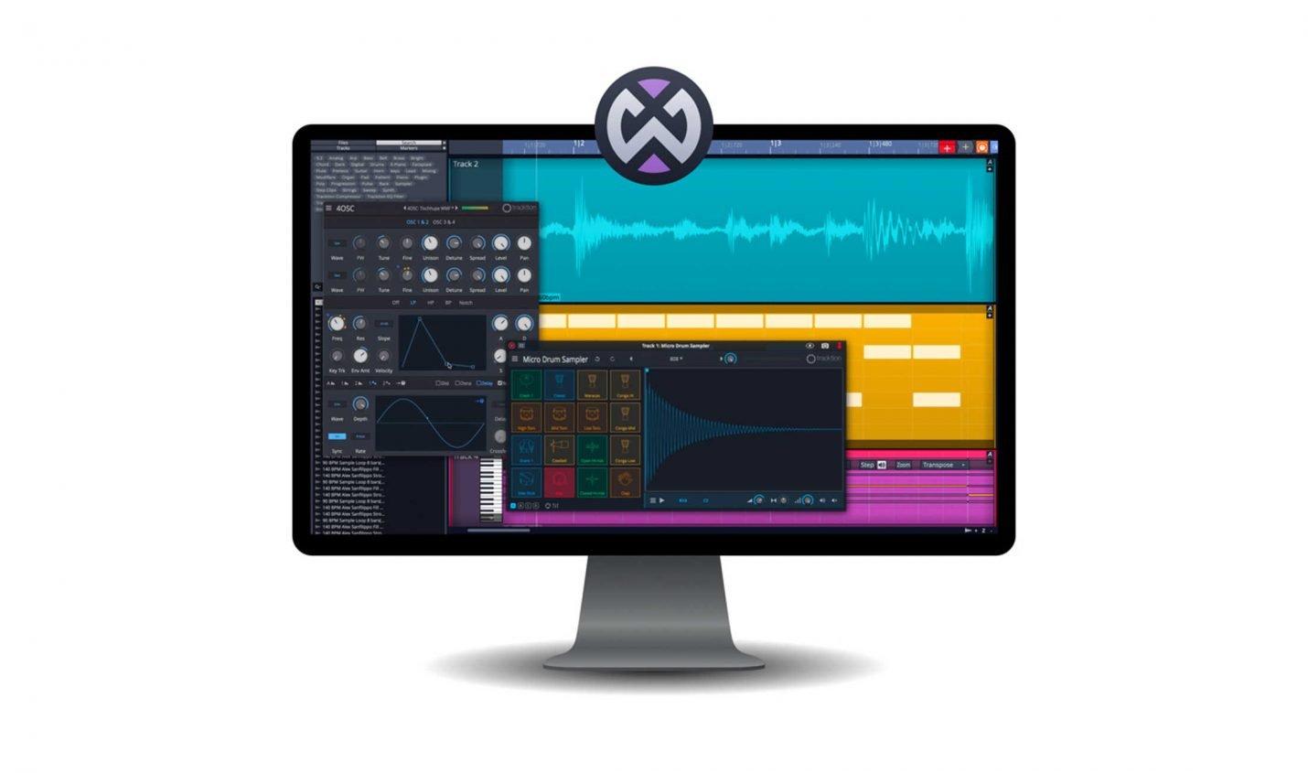 Test: Tracktion Waveform 11 Pro / Digital Audio Workstation
