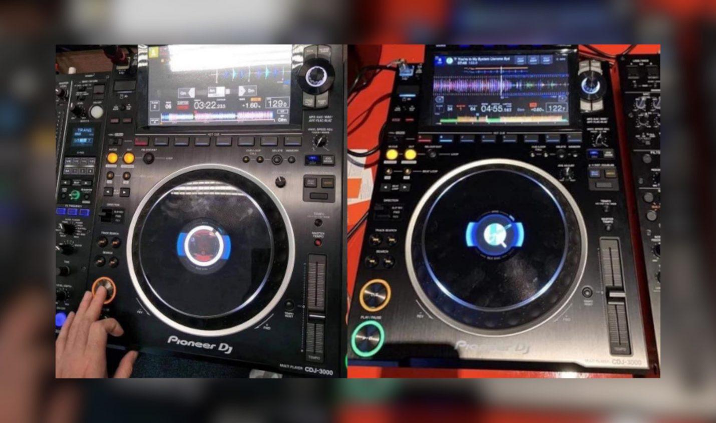 Leak: Bilder vom neuen Pioneer DJ CDJ-3000