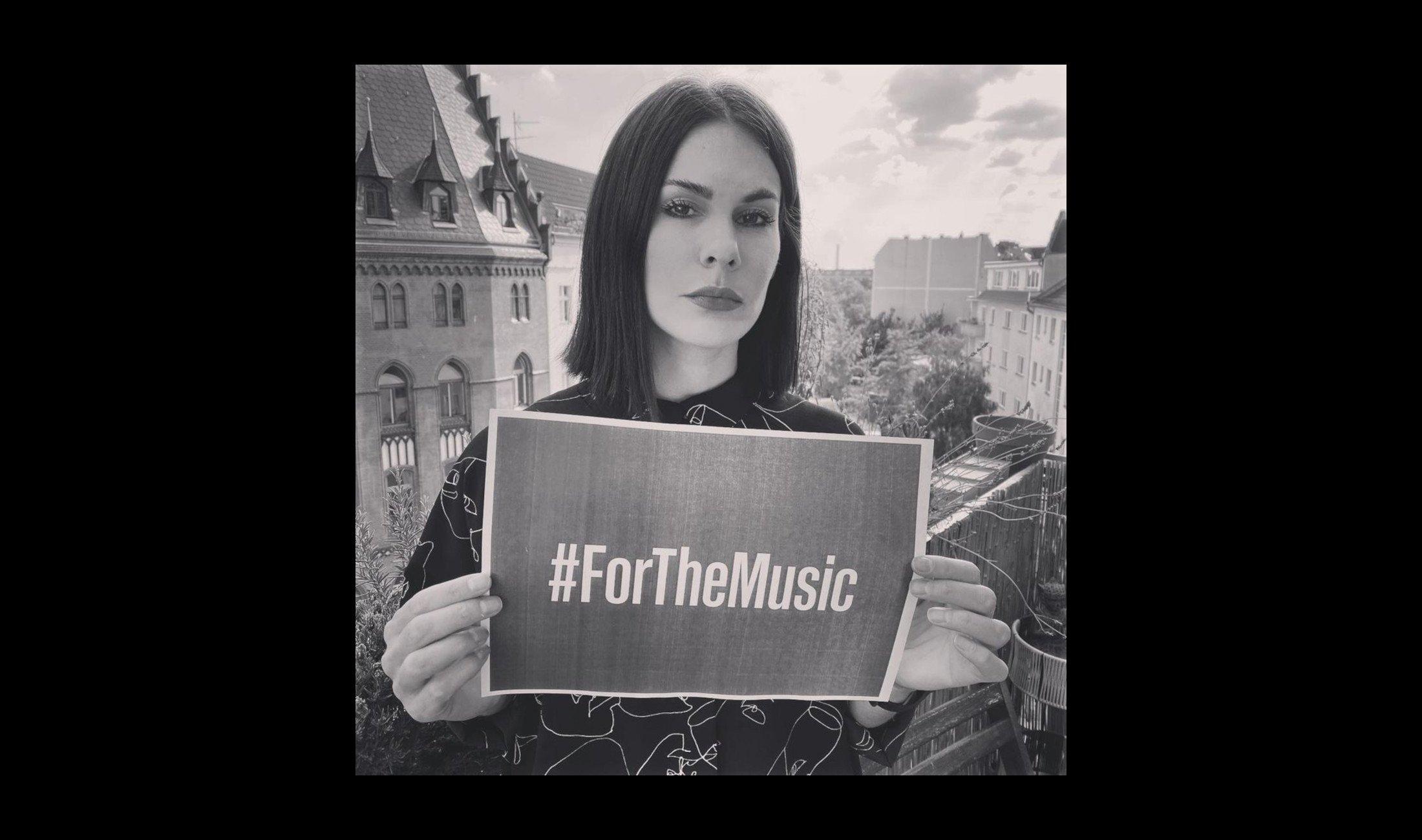 Rebekah startet eine Kampagne gegen sexuelle Belästigung - DJ LAB