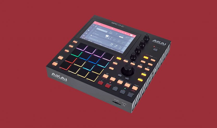 Test: Test: Akai Professional MPC One / Standalone-Workstation