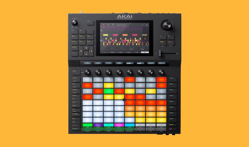 Firmware-Update für die Akai Force