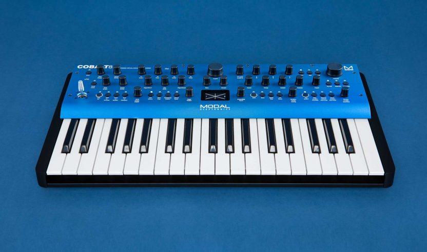 Modal Electronics: Virtuell-analoger Synthesizer COBALT8 veröffentlicht