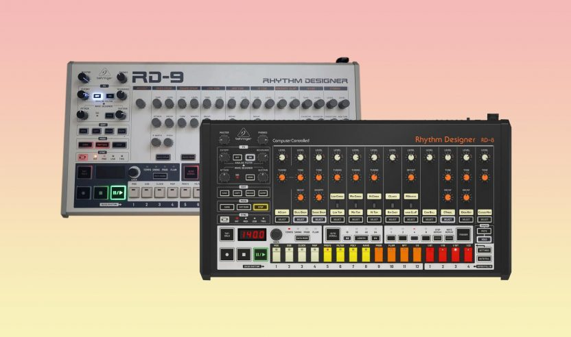 Behringer: Beta-Version für RD-8 Update & RD-9 Ankündigung