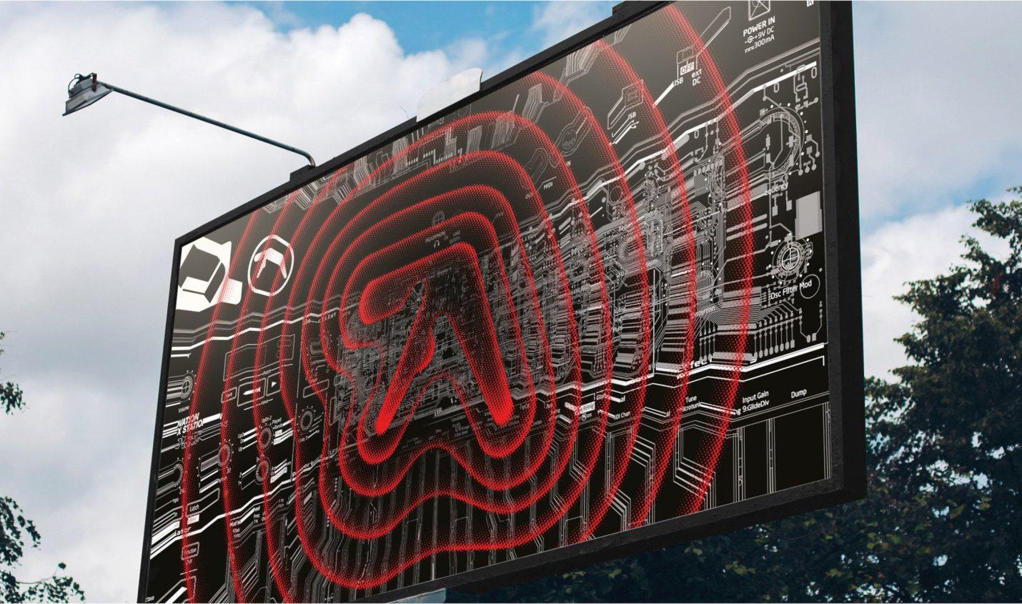 Aphex Twin: Mysteriöse Billboards und Poster aufgetaucht