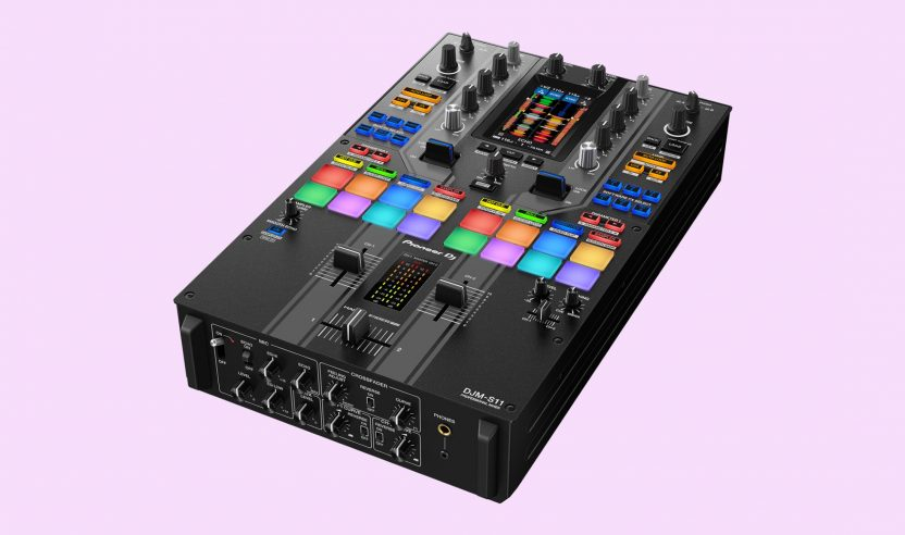 Pioneer DJ: Neuer Battlemixer DJM-S11 vorgestellt
