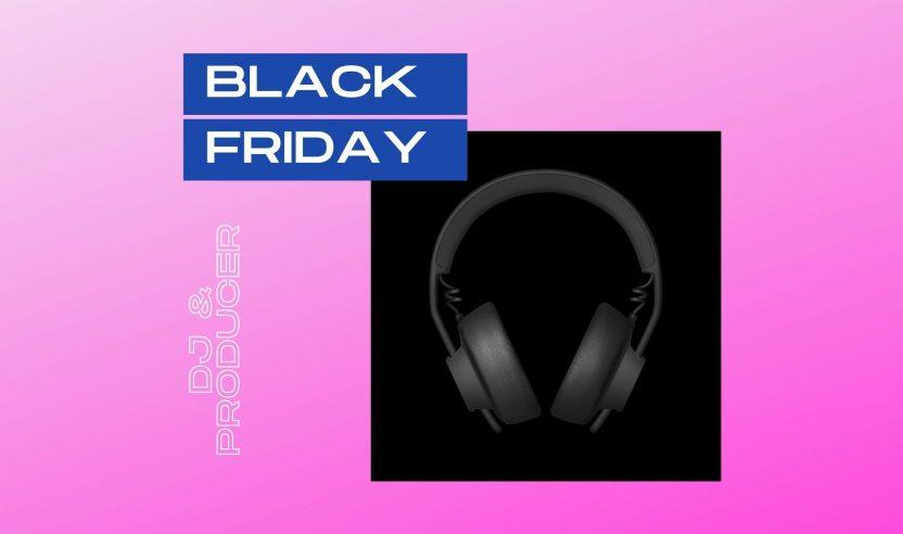 Black Friday 2020: Deals für DJs und ProduzentInnen