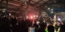 Illegale Halloween-Raves in England vor dem Lockdown