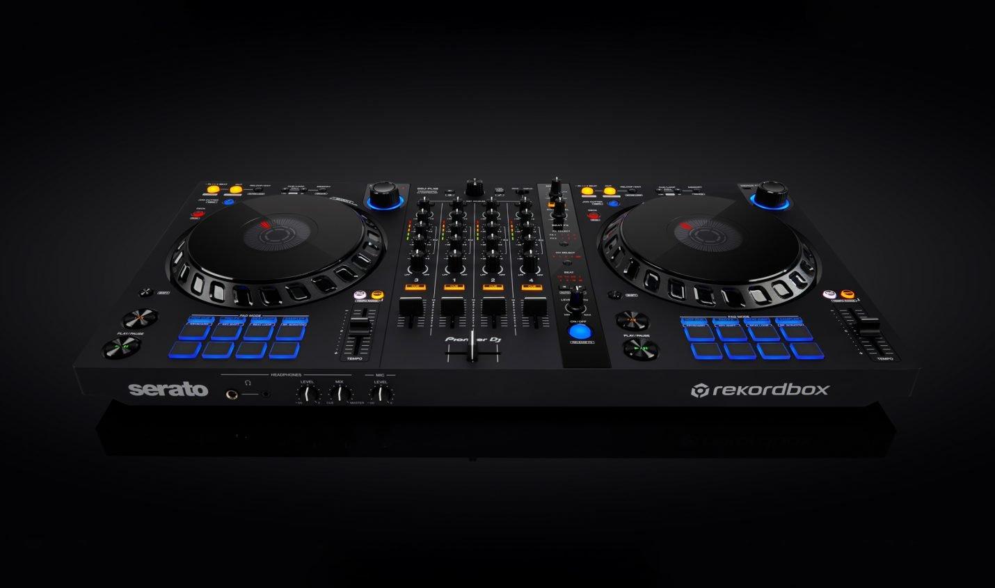 Pioneer DJ stellt mit dem DDJ-FLX6 neuen 4-Kanal Mixer vor