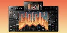 DOOM läuft jetzt auch auf einem Pioneer DJ Controller