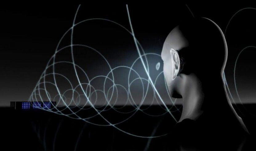 Neuer Lautsprecher 'beamt' Musik ins Ohr, die man nur selbst hören kann