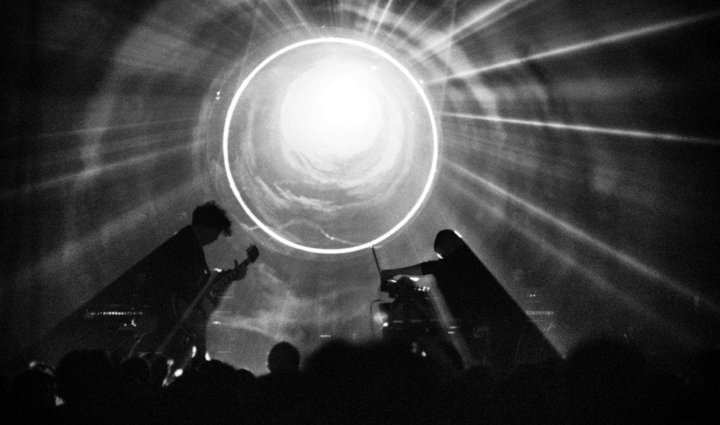 Darkside: Neues Livealbum von Nicolás Jaar und Dave Harrington