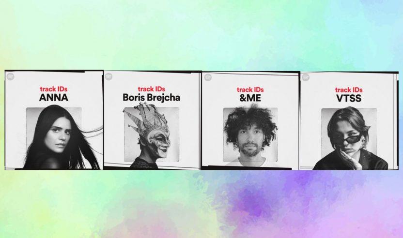 'track IDs': Spotify mit 24 neuen DJ-Playlists