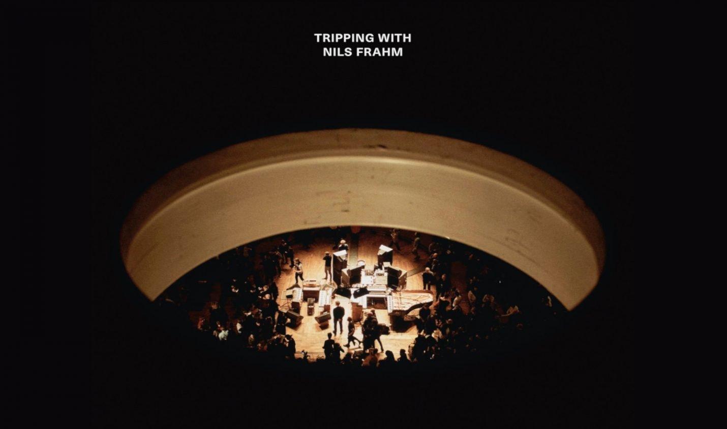 Tripping with Nils Frahm: Livealbum und Konzertfilm angekündigt