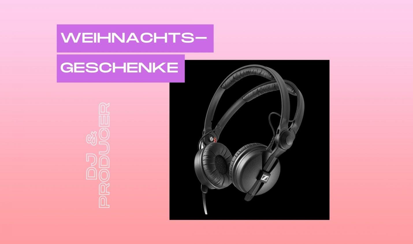 Weihnachtsgeschenk 2020: Ideen für DJ und ProduzentIn