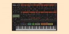 TAL J-8: Neues Plugin des Roland Jupiter-8