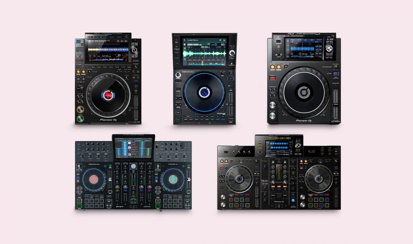 Überblick: Die besten DJ-Mediaplayer | 2021