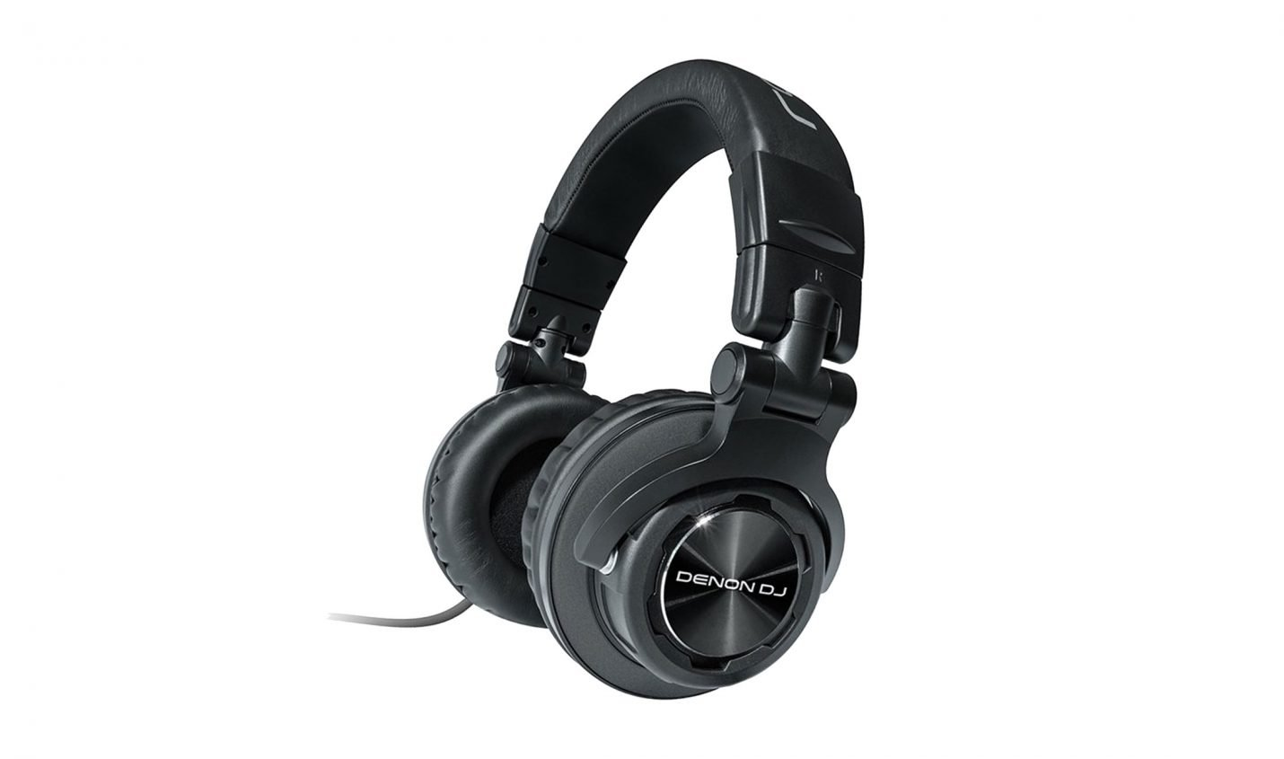 Test: Denon DJ HP1100 / DJ-Kopfhörer