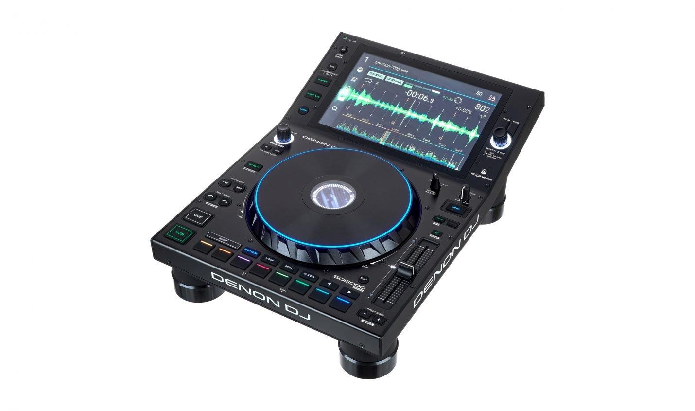 Test: Denon DJ SC6000 Prime / DJ-Mediaplayer
