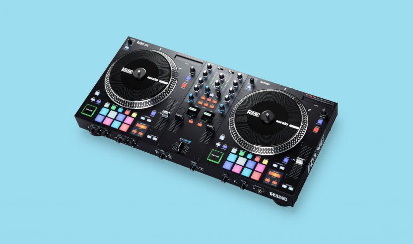 Rane One: DJ-Controller mit motorisierten Turntables