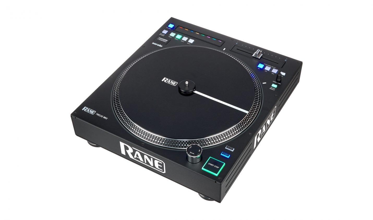 Test: Rane Twelve MK2 / Vinyl-Controller
