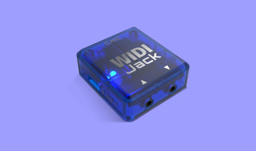 CME WIDI Jack: MIDI per Bluetooth übertragen