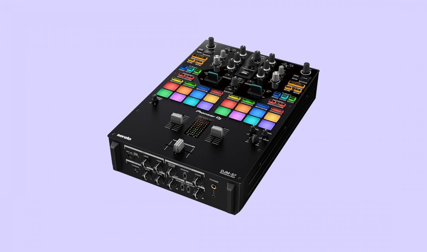 Pioneer DJ DJM-S7: Neuer Zweikanal-Battlemixer