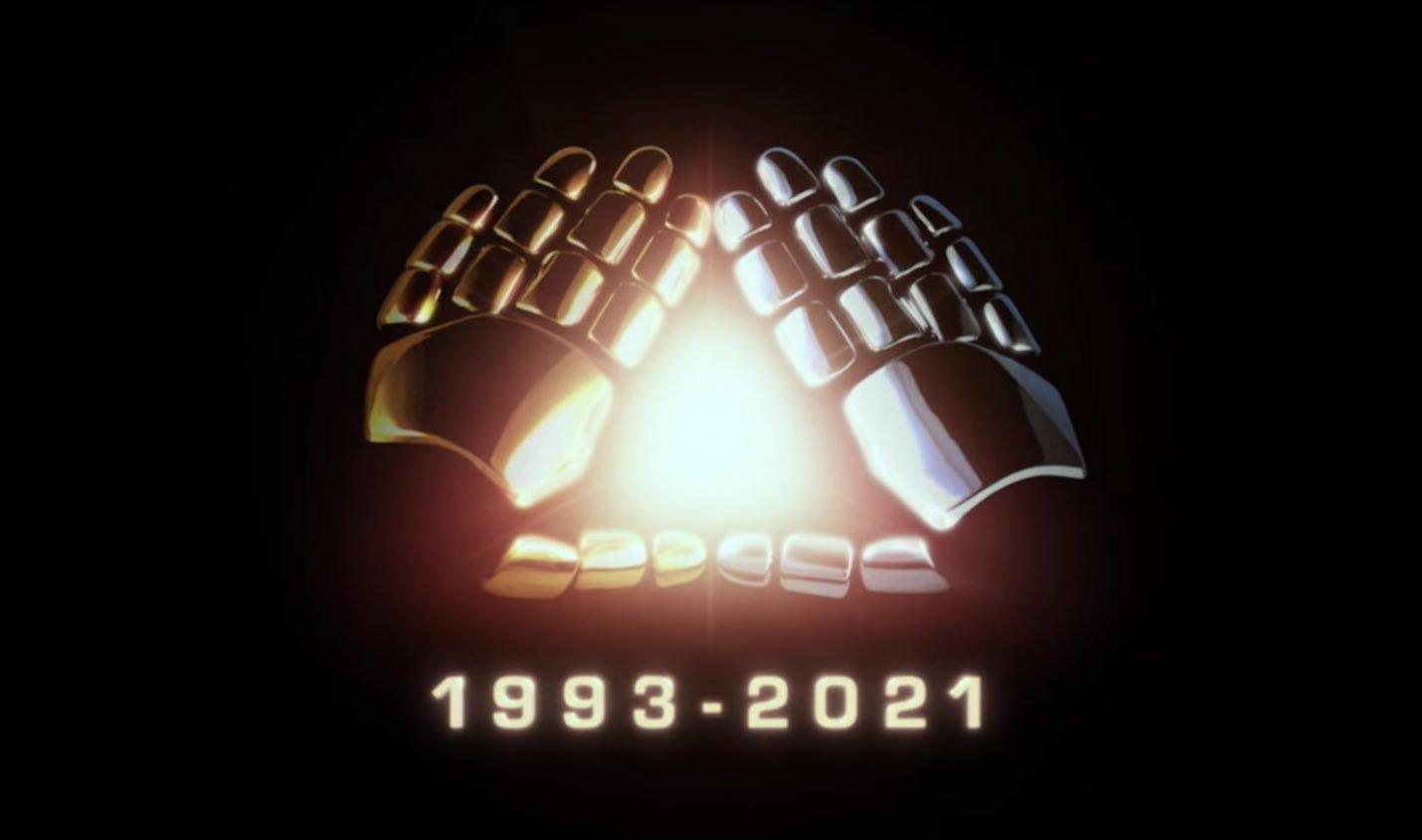 Daft Punk sagt Lebewohl und löst sich auf