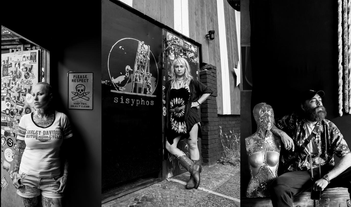 HUSH: Fotobuch gibt Einblicke in Berliner Clubs während des Lockdowns
