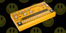 Test: Behringer RD-6 / Analoge Drum Machine