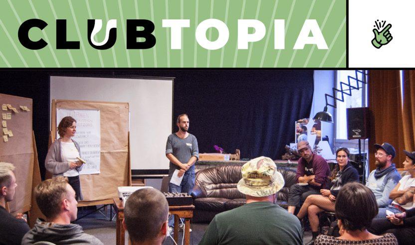 Grünere Clubkultur: Clubtopia lädt zum digitalen