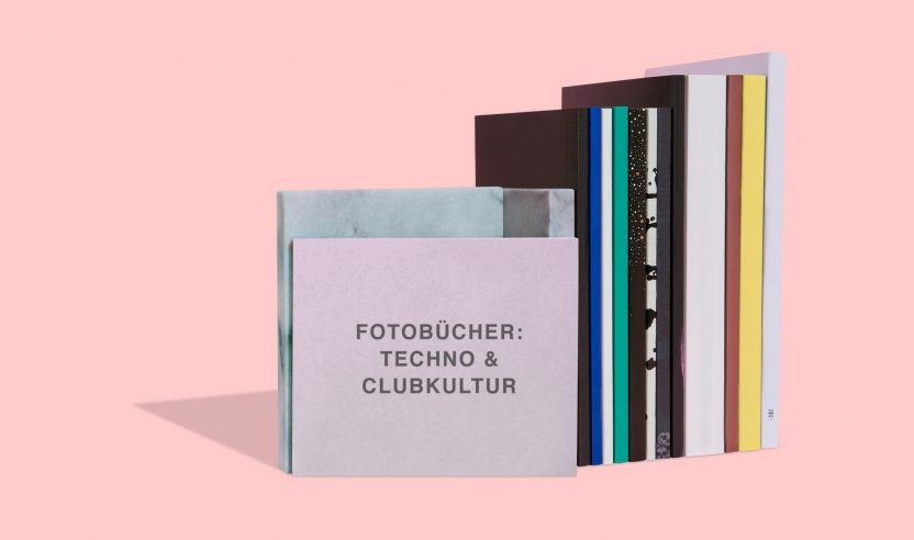 Essentials: Fotobücher aus Techno & Clubkultur