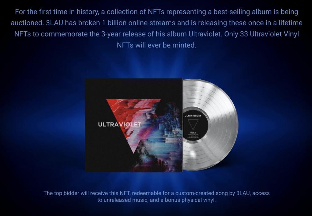 NFT Album