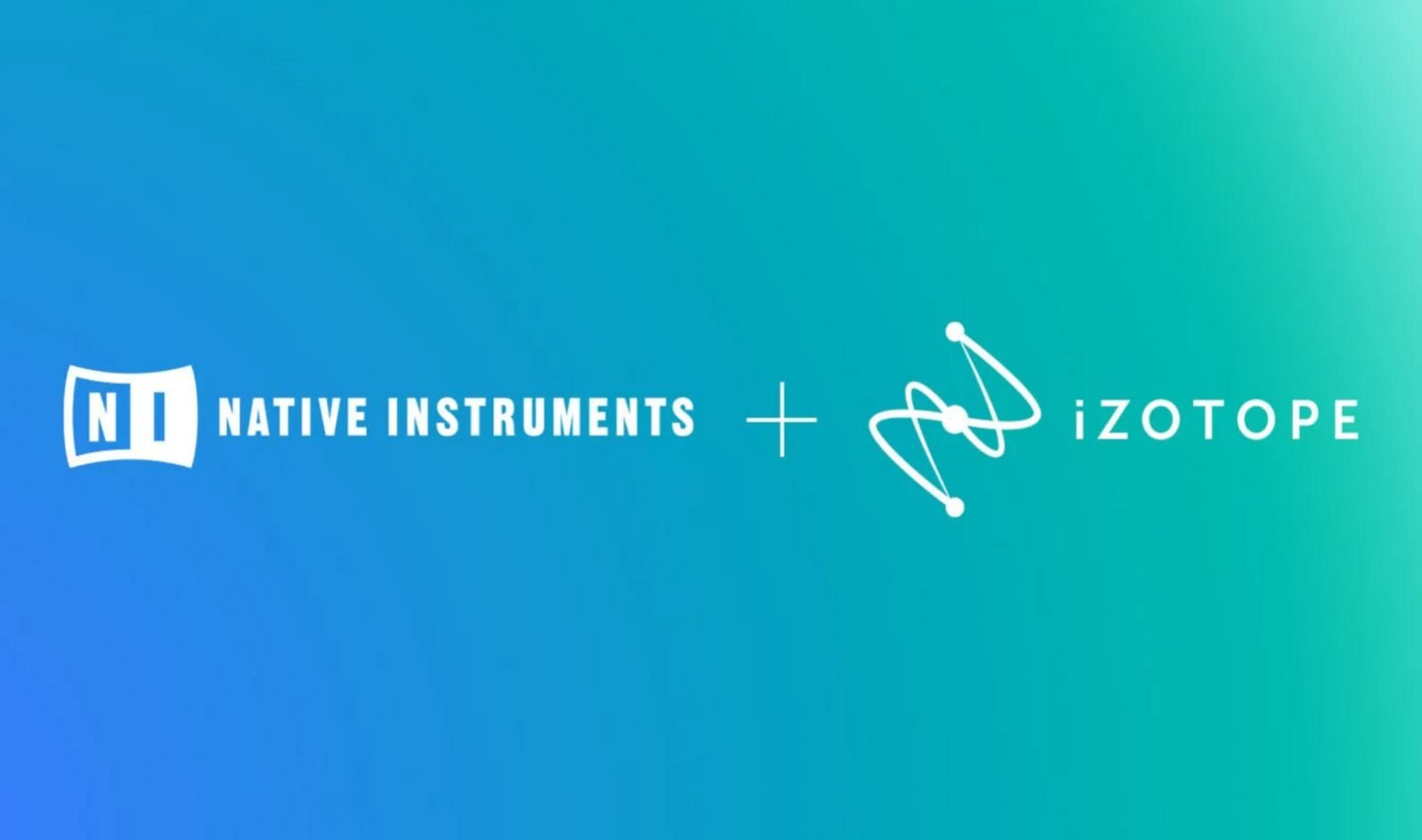 Native Instruments und iZotope bilden 'Music & Audio Creator Group'