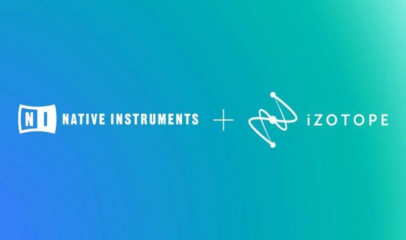 Native Instruments und iZotope bilden 'Music & Audio Creator Group'