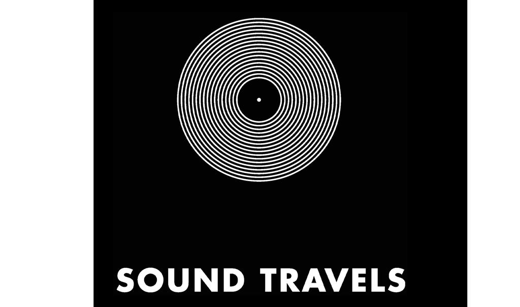 Sound Travels. DJs in Transit, Berlin 2012-2017 (2017) von Linus Dessecker.
