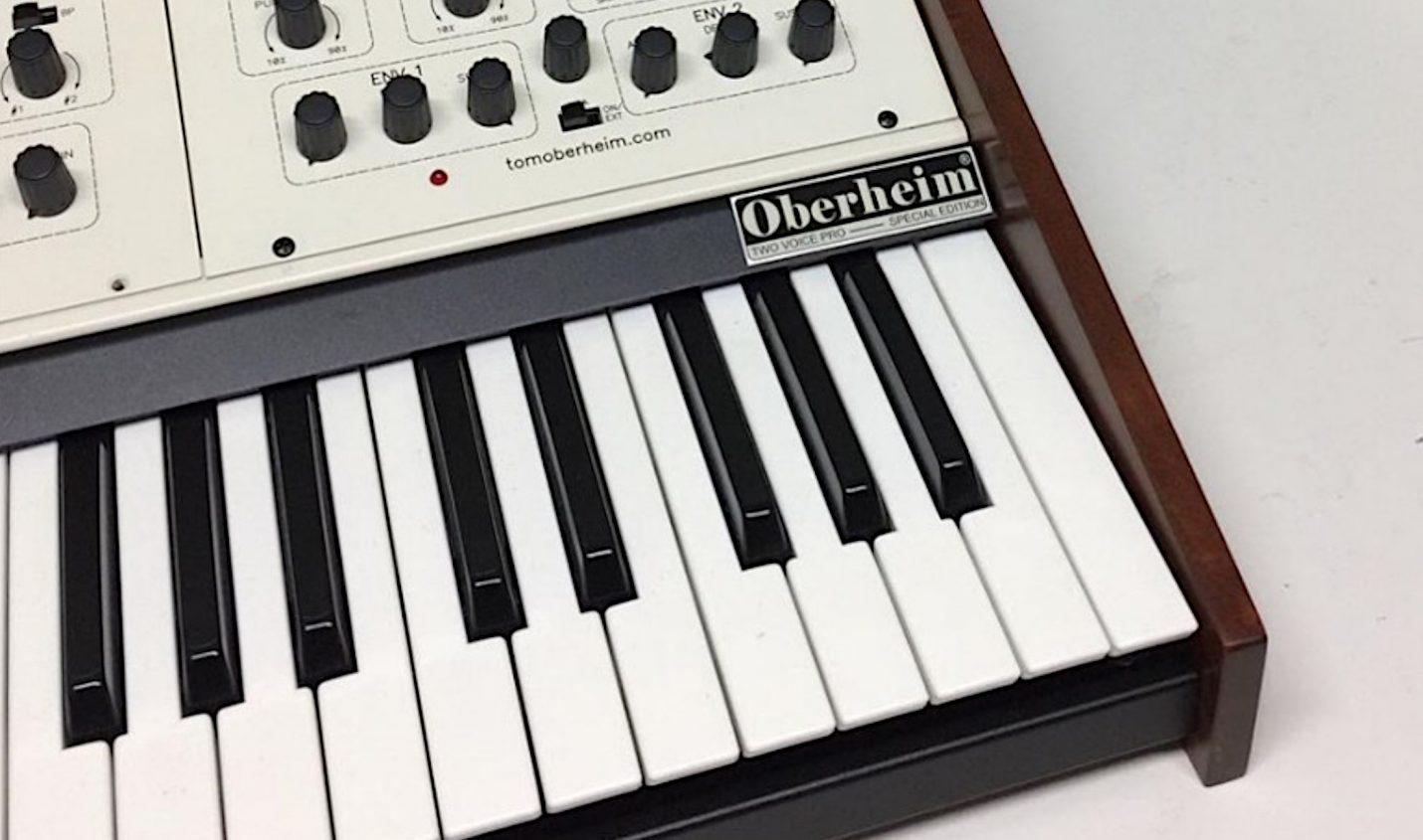 Oberheim TVS Pro als Special Editition angekündigt
