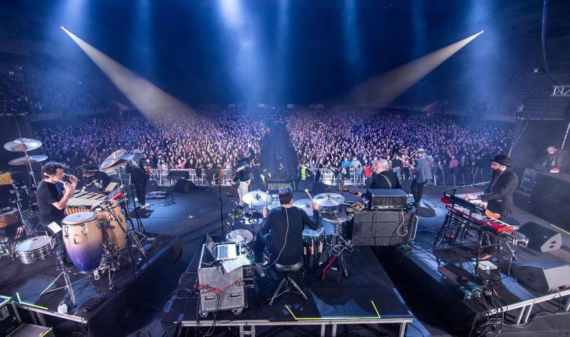 5.000 getestete Zuschauer bei Konzert in Barcelona
