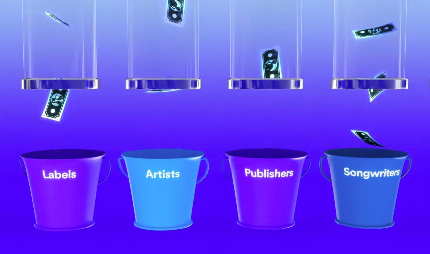 Arte Tracks: Dokumentation über die Geldverteilung auf Spotify