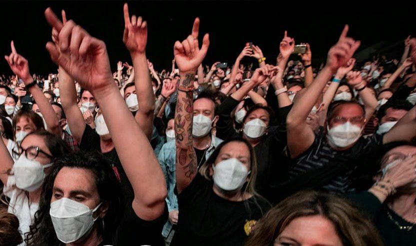 Nach Konzert mit 5.000 Besucher:innen in Barcelona: Kaum Neuinfektionen