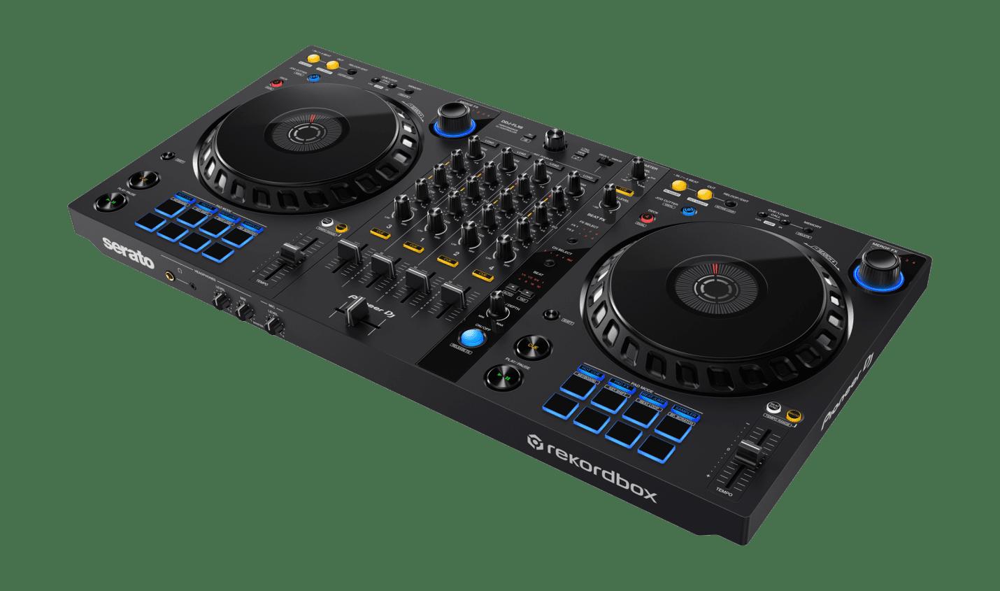 Test: Pioneer DJ DDJ-FLX6 / Vierkanal-Controller