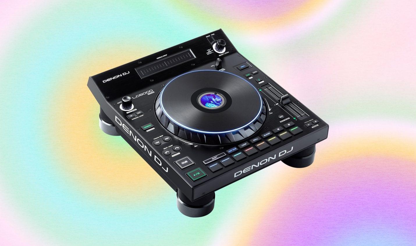 Brandneu: Denon DJ LC6000 PRIME – Add-On zur SC-Serie