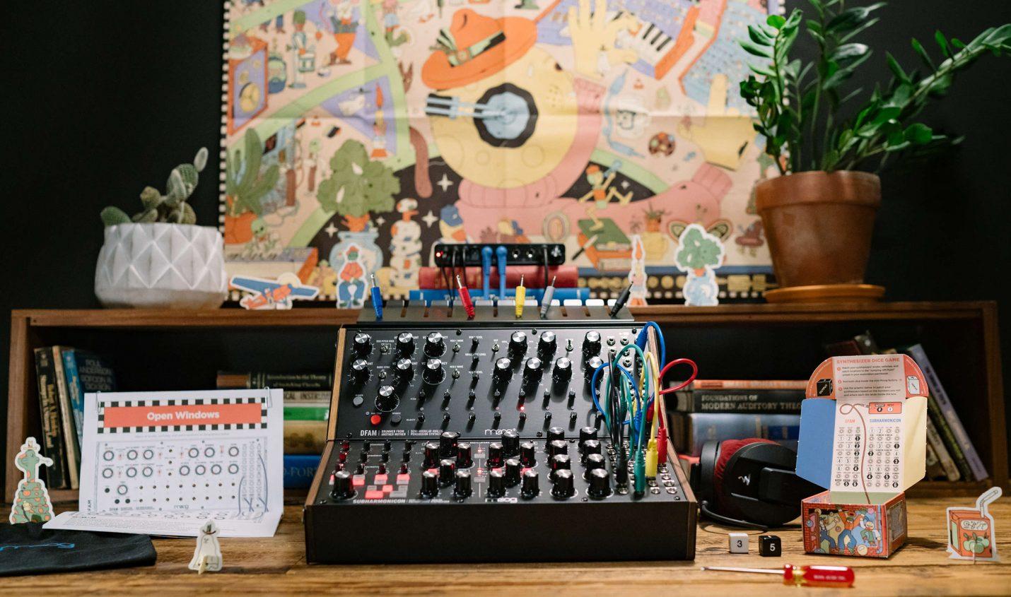 Moog Sound Studio: Komplett-Pakete für modulare Synthese