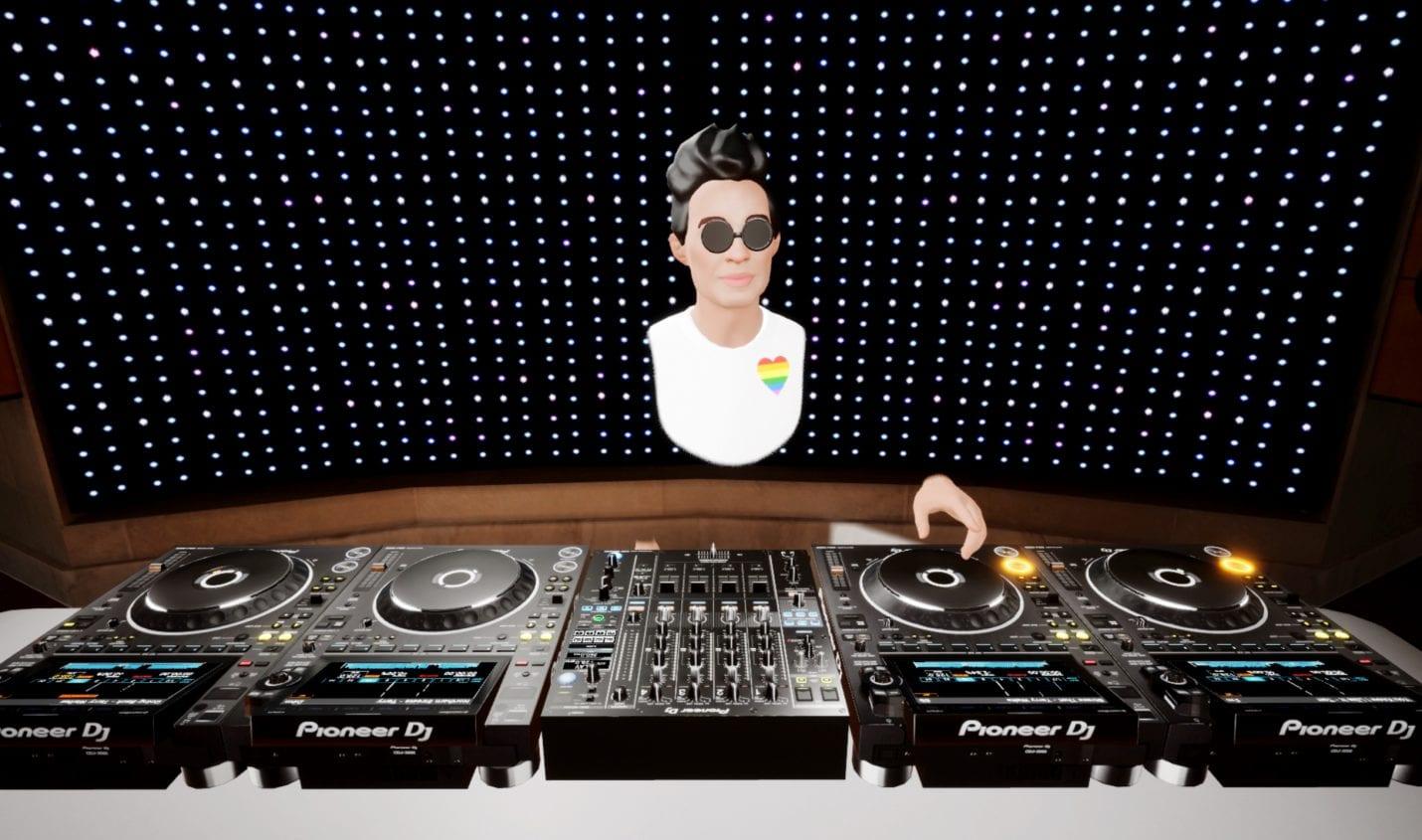 Neu: Pioneer DJ's Equipment nun auch in der virtuellen Realität
