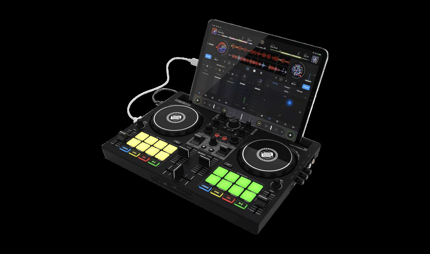 Test: Reloop Buddy / DJ-Controller
