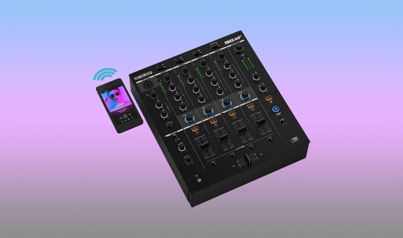Test: Reloop RMX-44 BT / DJ-Mixer mit Bluetooth
